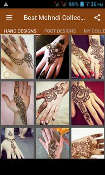 Best Mehndi Designs poster