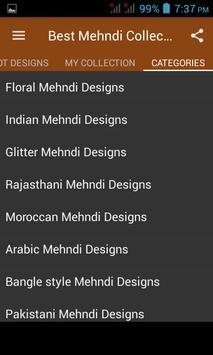 Best Mehndi Designs apk screenshot