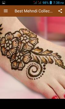 Best Mehndi Designs apk screenshot