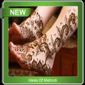 Ideas Of Mehndi 2018 New Offline icon