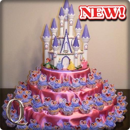 New Birthday Cake Design Poster