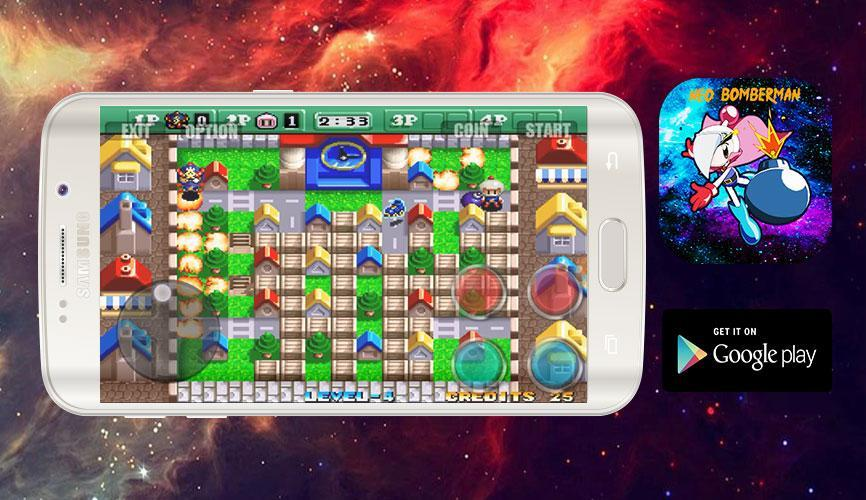 neo bomberman game free download
