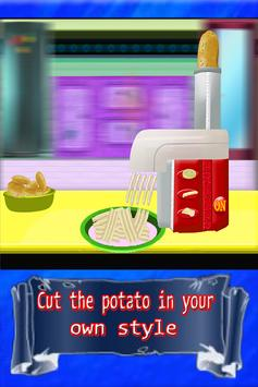 Burger Fast Food Cooking Games poster