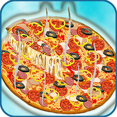 Pizza Fast Food Cooking games icon
