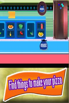 Pizza Fast Food Cooking games poster