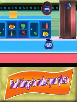 Pizza Fast Food Cooking games apk screenshot