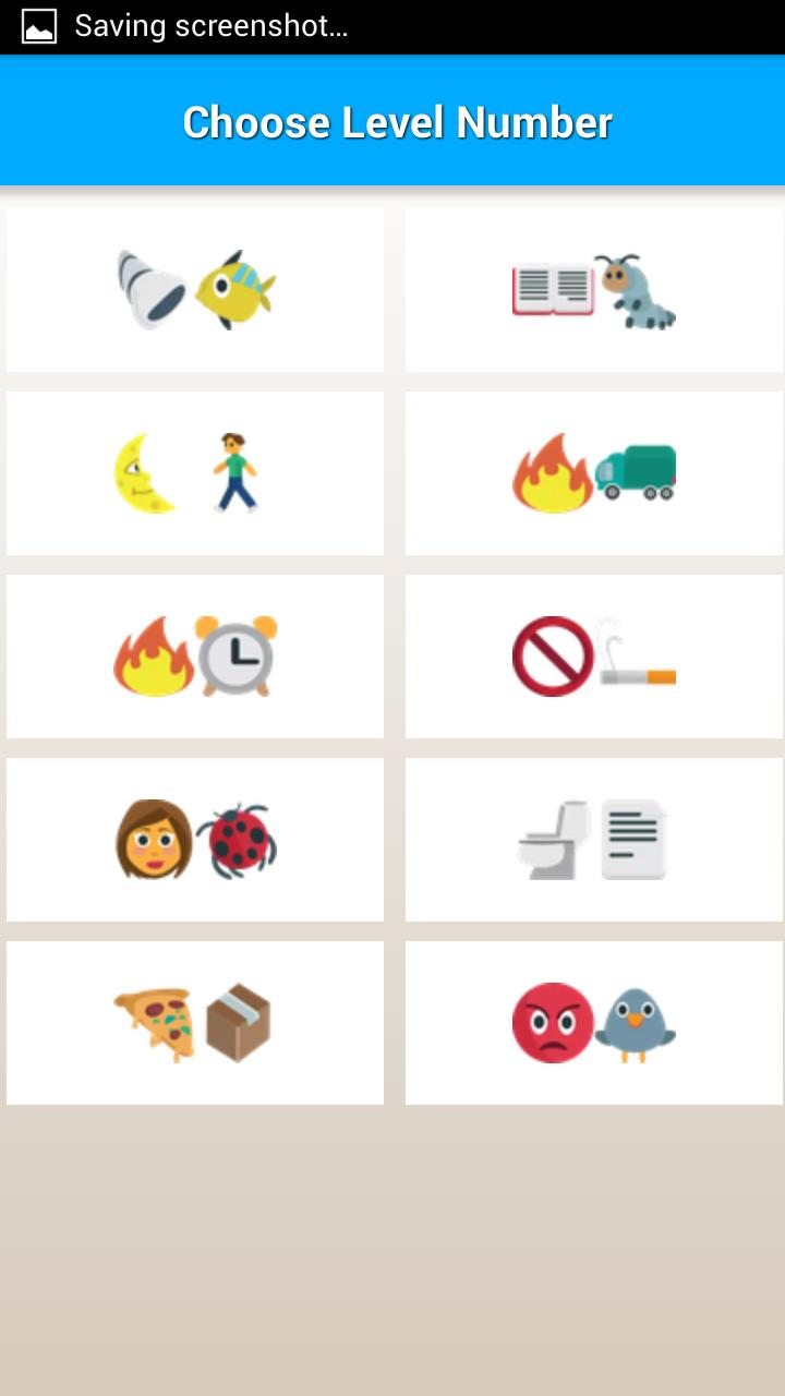 Guess The Emoji Answers For Android Apk Download