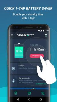 Solo Battery - Battery Saver poster