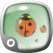 Amber - Solo Launcher Theme icon