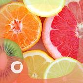 Fresh Fruits  - Solo Launcher Theme icon