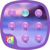 Color bubbles - Solo Locker (Lock Screen) Theme icon
