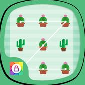 Cactus - Solo Locker (Lock Screen) Theme icon