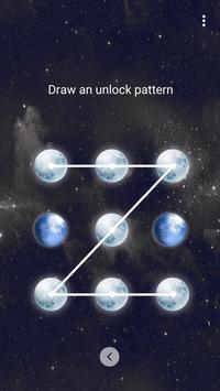 Space Travelling - Solo Locker (Lock Screen) Theme apk screenshot
