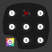 Record - Solo Locker (Lock Screen) Theme icon