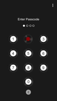Record - Solo Locker (Lock Screen) Theme apk screenshot