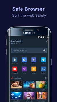 Solo Security - Antivirus & Security apk screenshot