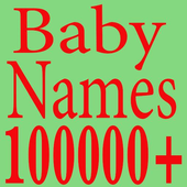 New Baby Names Boys & Girls icon