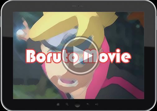 New Boruto Movie (English Sub) apk screenshot