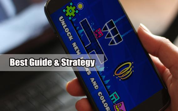 Guía para Geometry Dash World apk screenshot