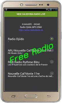 NEW CALEDONIA RADIO LIVE poster