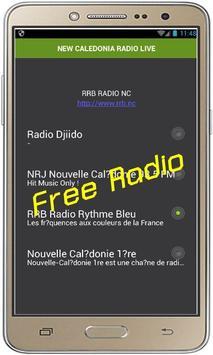 NEW CALEDONIA RADIO LIVE screenshot 1