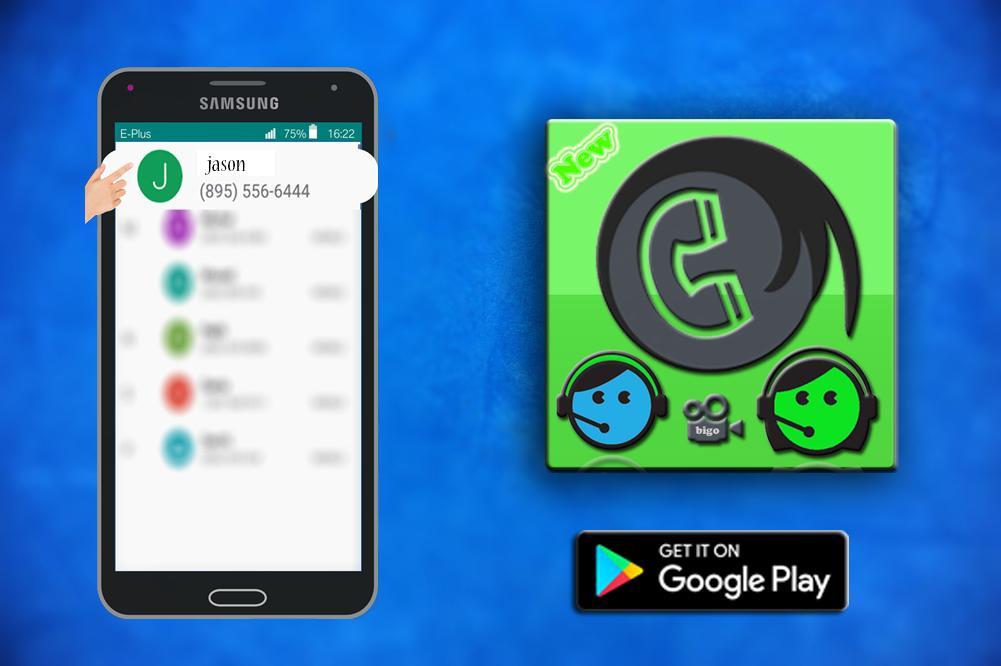 call Video bigo live Recorder for Android - APK Download
