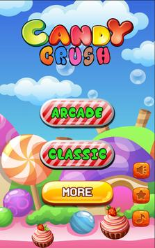 New Candy Crush 2018 Match 3RPG poster