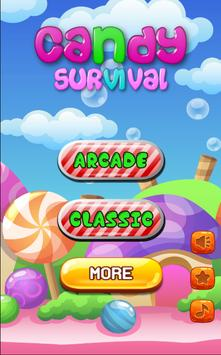New Candy Survival poster