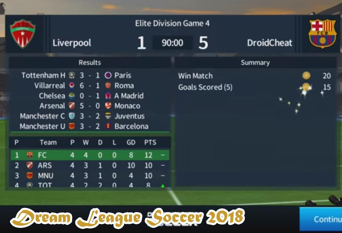 Dream League Soccer 2018 Tips for Android - APK Download