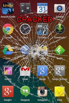 Cracked Phone Prank poster
