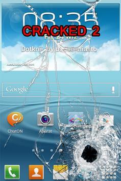 Cracked Phone Prank screenshot 1