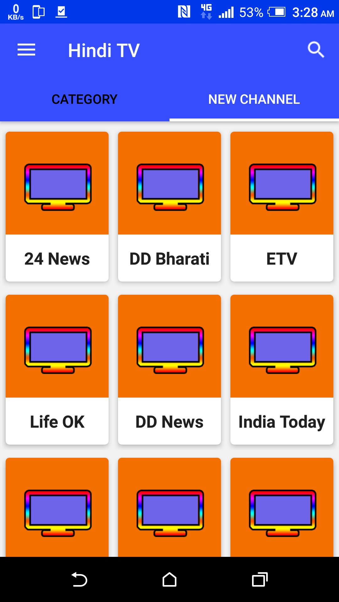 Hindi TV Channels for Android - APK Download