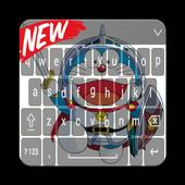 New Doraemon Keyboard 2018 icon