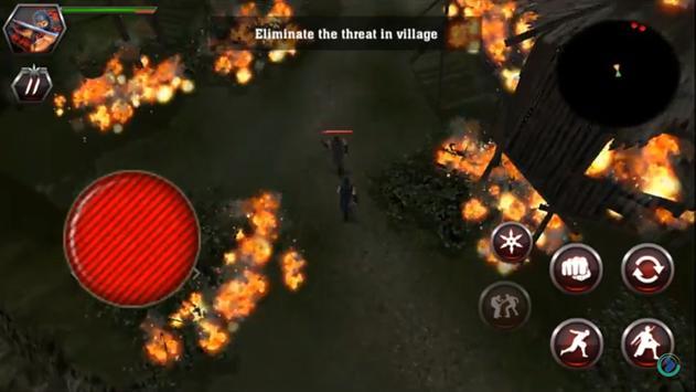 Ninja War Lord poster