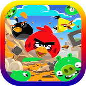 Tricks For New Angry Birds 2 icon