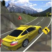 Taxi Driver Rush Service icon