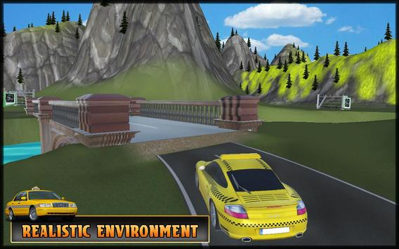 Taxi Driver Rush Service apk screenshot