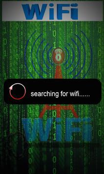 Wifi Opener Key:Simulator screenshot 2