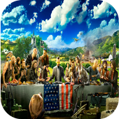 Far Cry 5 Wallpapers and Walk-through icon