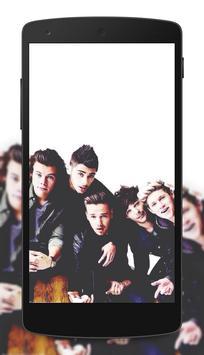 One Direction Wallpapers HD 4K capture d'écran 2