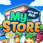 My Store: Let's Get Rich icon