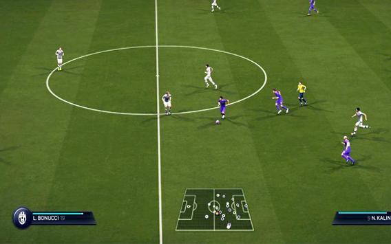 tutorial  PES 2018 Evolution Soccer New screenshot 4