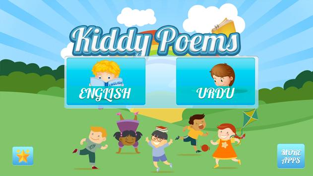 Urdu Poems for Kids: Urdu & English Poems poster