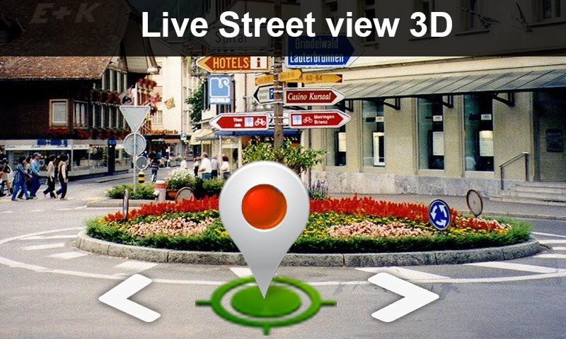 Street View Live Map Satellite Earth Navigation For Android