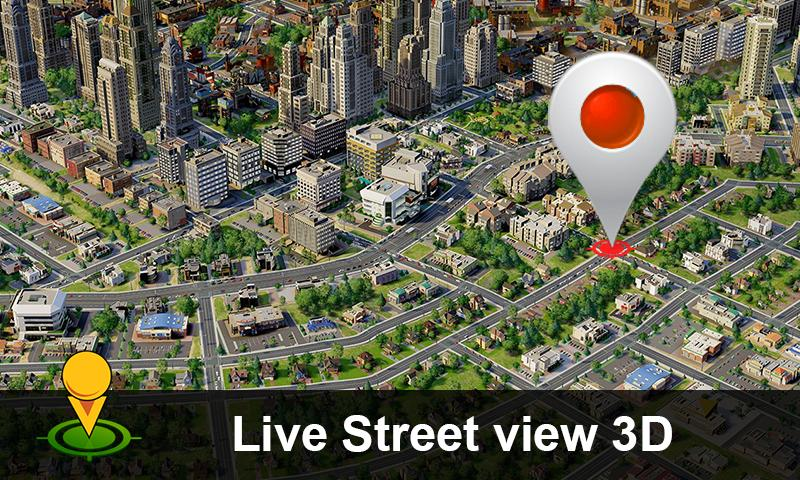 Street View Live Map Satellite Earth Navigation For Android Apk Download