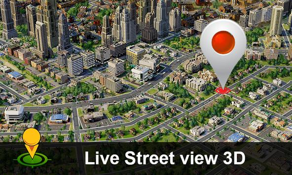 Street View Live Map Satellite Earth Navigation For Android APK - Maps satellite street view