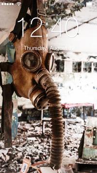 Chornobyl Stalker Lock poster