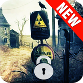 Chornobyl Stalker HD Lock icon