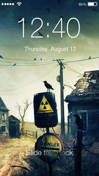 Chornobyl Stalker HD Lock poster