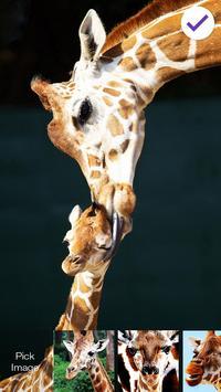 Giraffe Animal Lock apk screenshot